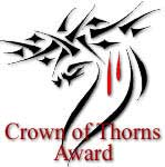 Crown of Thorns Award (Web site address now invalid)
