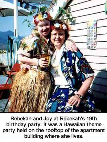 Rebekah & Joy