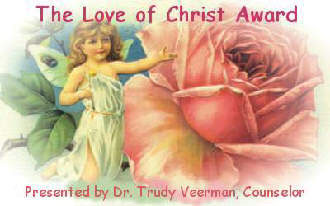 The Love of Christ Award