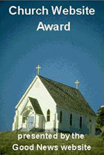 Church Website Award